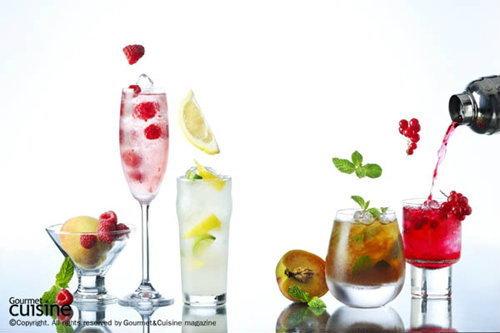 Sunday Cocktails แก้วสวย ดื่มอร่อย รับวันหยุด