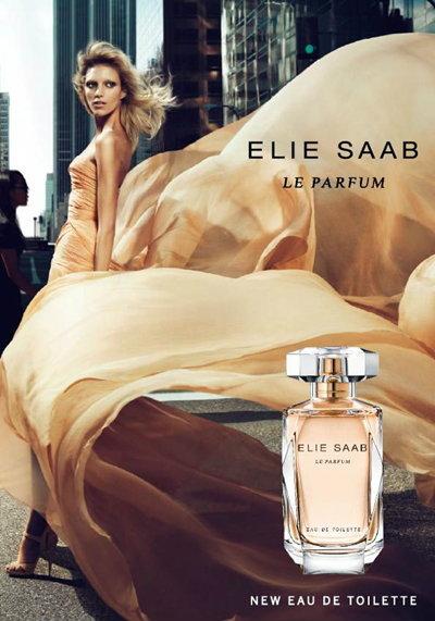 หอมหรูหราใหม่อย่างผู้หญิงมีระดับจาก ELIE SAAB