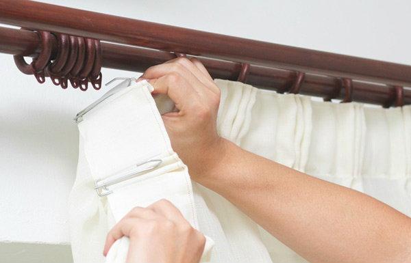 ซักผ้าม่านด้วยตนเองได้ ไม่ยาก