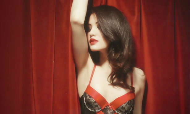 Polly Punika Wallpaper : The Mystery of Desire