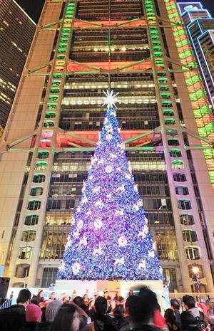 Celebrate the Happy Season in Hong Kong