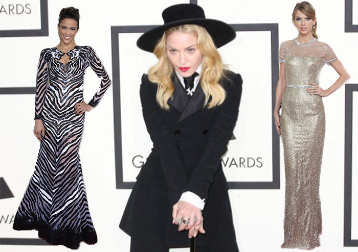 Best or Worst Dressed in Grammy Awards 2014