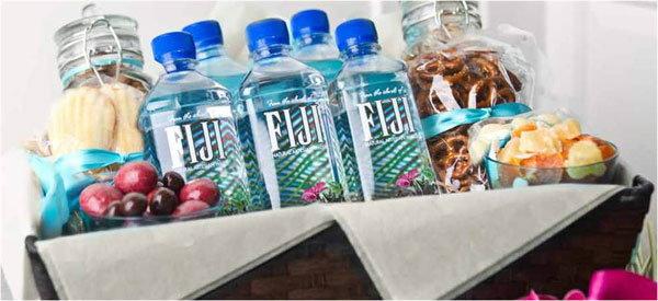 น้ำดื่ม ฟิจิ วอเตอร์ น้ำแร่ฟิจิได้รับความนิยมในสหรัฐอเมริกา