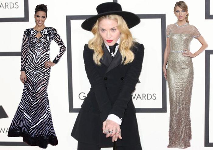 Best Worst Dressed in Grammy Awards 2014