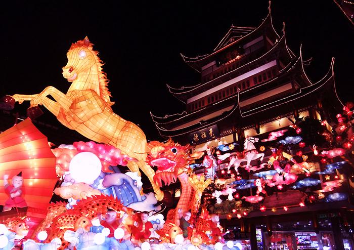 เทศกาลตรุษจีนจากนานาประเทศ