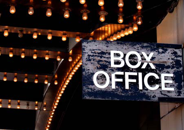 Box Office ประจำวันที่ 6-9 มีนาคม 2557