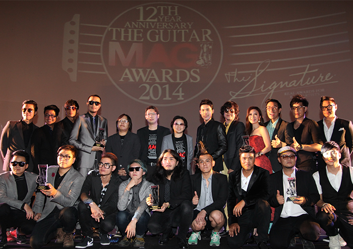 The Guitar Mag Awards # 3 Real Awards for Real Artists