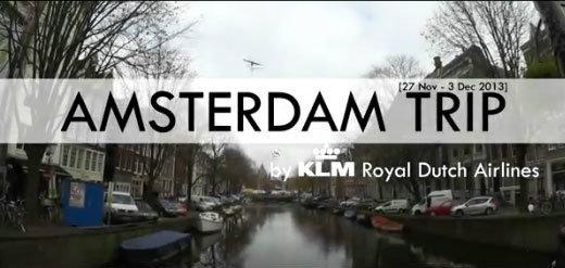 เที่ยวอัมสเตอร์ดัมกับ Mhunoiii