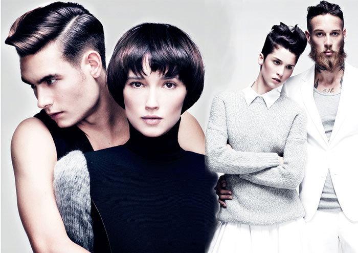 Hair World ฉบับที่ 55 สุดล้ำเกินขีดจำกัดใน ธีม Unisex