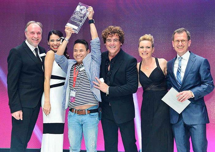 แฮร์สไตลิสต์ไทยคว้ารางวัลระดับโลก