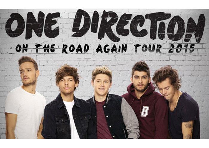 "BEC-Tero คว้า ""One Direction"" เปิดคอนเสิร์ตใหญ่ในไทย"