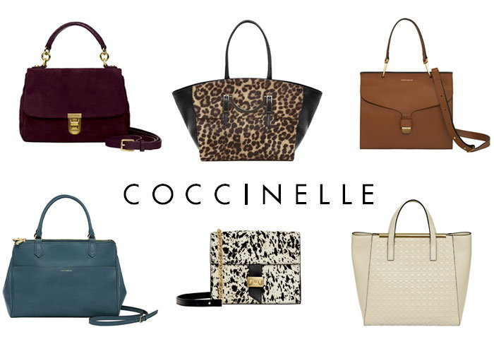 COCCINELLE Autumn/Winter 2014 Collection
