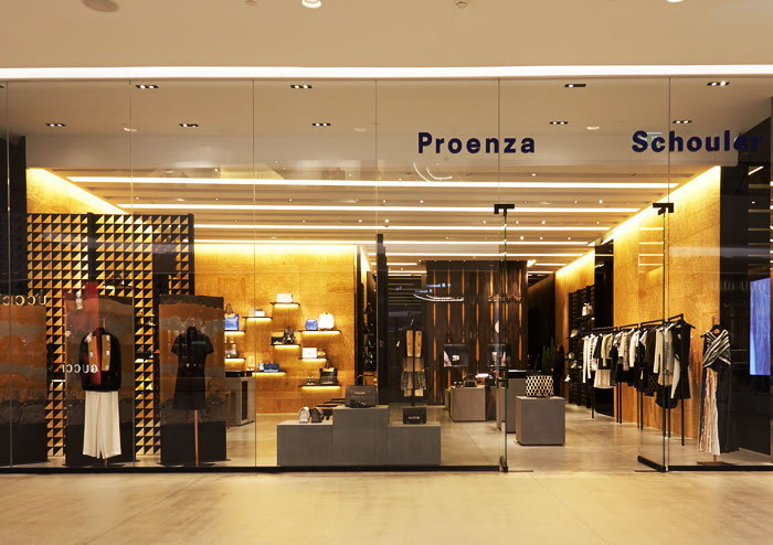 Proenza Schouler ช็อปแรกในไทยที่ Central Embassy