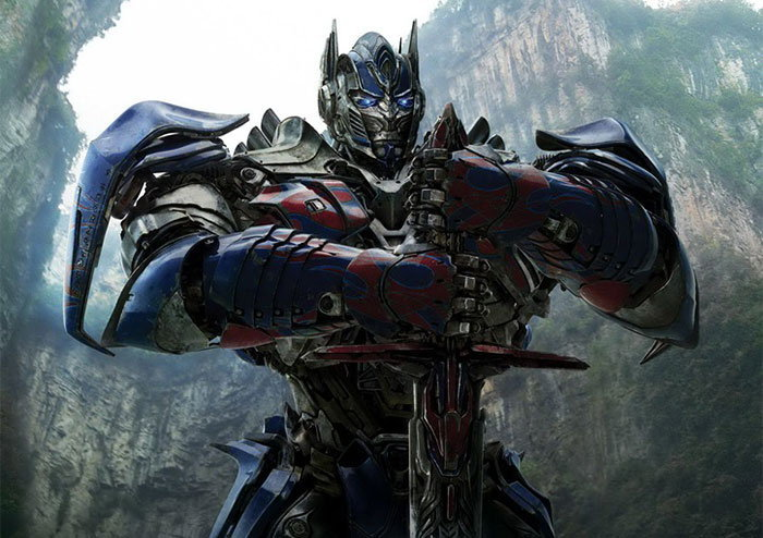 "WeChat จับมือ UIP Thailand แจกบัตรชมภาพยนตร์ ""Transformers: Age of Extinction"""