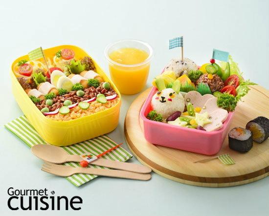 """Bento"" The Adorable Lunch : อร่อยน่ารักแบบ ""เบนโตะ"""