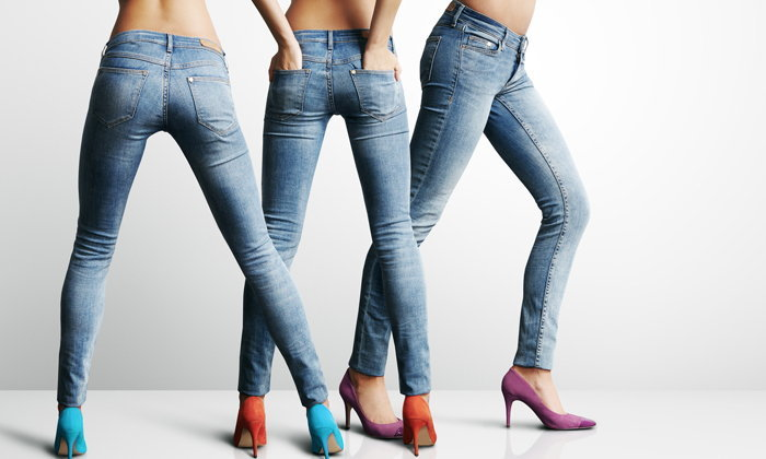 วิธีเลือกกางเกงยีนส์ให้เหมาะกับรูปร่าง