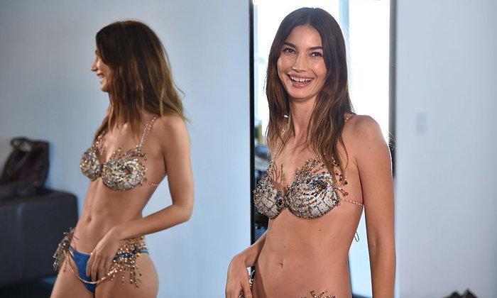 ซูม Fantasy Bra 12 สุดยอดบราแพงที่สุดในโลกของเหล่า นางฟ้า Victoria's Secret