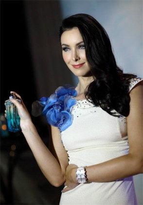 "Beauty Icon by Natalie Glebova น้ำหอม ระดับ ""จักรวาล"""