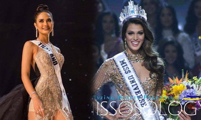 น้ำตาล ชลิตา เจ๋งเข้ารอบ 6 คนสุดท้าย ฝรั่งเศสคว้า Miss Universe 2016 ไปครอง