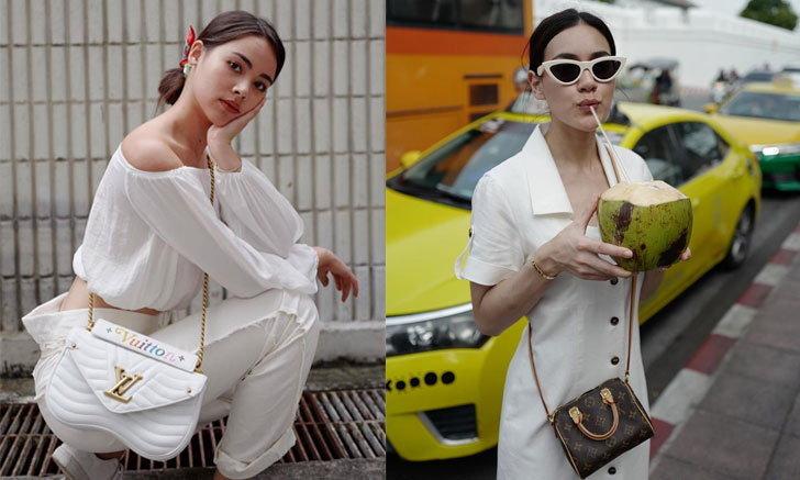 ไอเดียโพสท่าถ่ายรูป Street Style แบบดาราถ่ายออกมายังไงให้ดูชิค