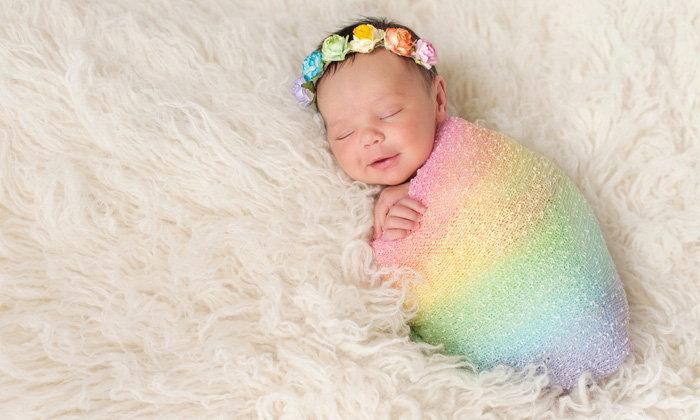 4 step ห่อตัวทารกด้วยผ้าแบบง่ายๆ ช่วยให้ลูกน้อยอุ่นสบายหลับง่ายขึ้น