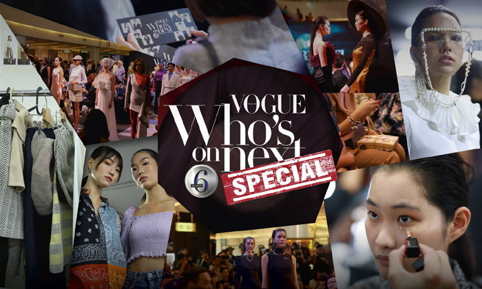 คอมเมนต์บาดใจจากกรรมการ ใน Vogue Who's On Next 2019