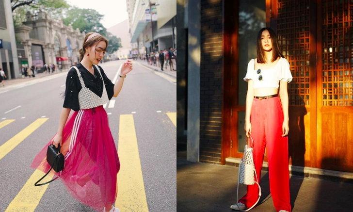 จับคู่เสื้อผ้าโทนสีสดยังไง? ให้เดินในไทยได้อย่างเฉิดฉาย