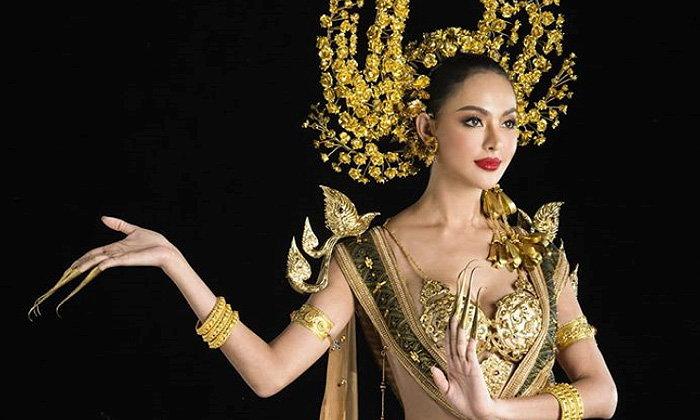 """""""พลอย พีรชาดา"""" เตรียมพาชุด """"The ICONIC Chiang Mai"""" ลุ้นมงที่ฟิลิปปินส์"""