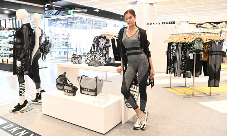 สาวสายสปอร์ตห้ามพลาดกับ DKNY SPORT Fall19 ป๊อปอัพ แห่งใหม่ใจกลางเมือง