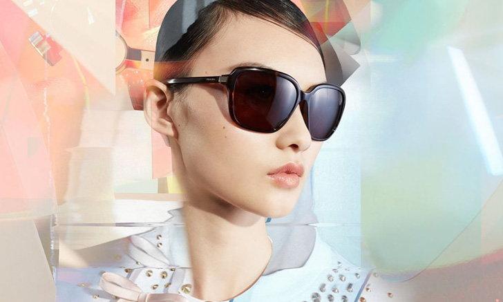 แว่นตาสีนำโชค ต้อนรับเทศกาลตรุษจีน จาก LUXOTTICA
