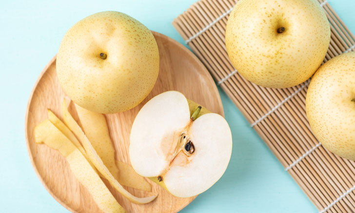 6 ประโยชน์เน้นๆ จากสาลี่ กินแล้วดีต่อสุขภาพแน่นอน