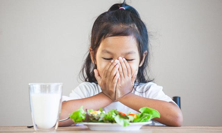 ลูกไม่กินผัก ทำไงดี? 6 เทคนิคนี้ ช่วยคุณแม่ได้ผล