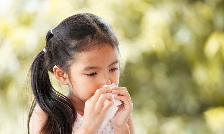 ดูแลลูกน้อยอย่างไร ให้ห่างไกลจากไข้หวัดใหญ่