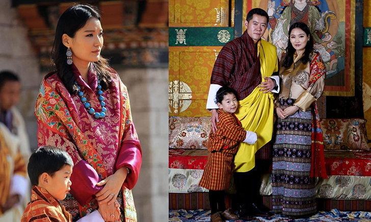 สมเด็จพระราชินีเจ็ตซุน เพมา แห่งภูฏาน มีพระประสูติการพระราชโอรสพระองค์ที่ 2