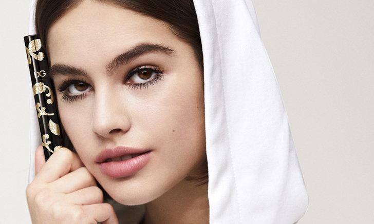 DOLCE&GABBANA Beauty แนะนำมาสคาร่าสูตรล่าสุด ขนตาดูงอนงาม เรียงเส้น