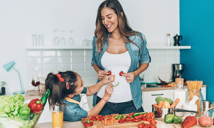อาหารดีที่แม่ท้องไม่ควรพลาด เสริมพัฒนาการให้ลูกฉลาดตั้งแต่ในครรภ์