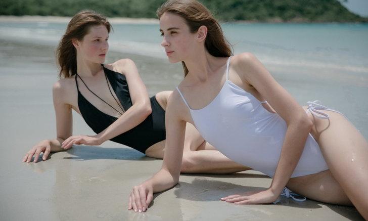 """วิธีง่ายๆ ดูแลชุดว่ายน้ำของดีไซเนอร์สาว """"แองจี้ แอนเจลิส บาเลก"""""""