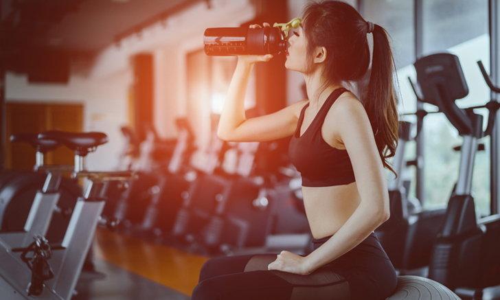 เวย์โปรตีน ผู้หญิงก็กินได้ มีประโยชน์มากกว่าแค่สร้างกล้ามเนื้อ