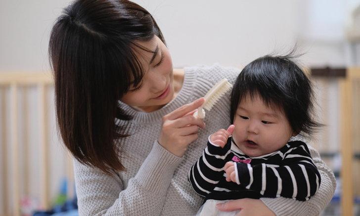5 ผลผลิตธรรมชาติ ที่ช่วยเร่งให้ ลูกมีผมดกดำ ปลอดภัยทั้งแม่และลูก