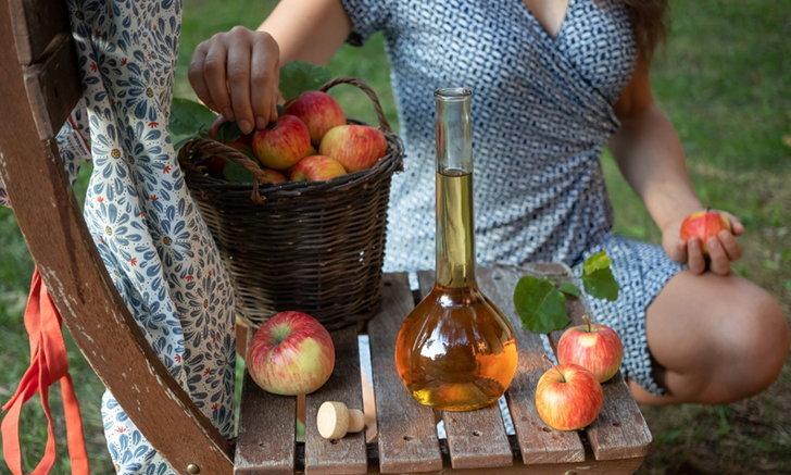 6 สูตรสวยด้วยแอปเปิ้ลไซเดอร์ ปรนนิบัติความงามได้ครบวงจร