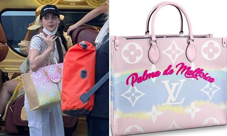 """""""ญาญ่า อุรัสยา"""" กับกระเป๋า Louis Vuitton รุ่นลิมิเต็ดอิดิชั่น ที่มีเพียง 30 ใบในโลก"""