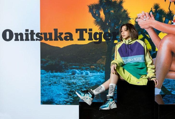 ความชัดเจนของสไตล์ เห็นปุ๊บรู้ปั๊บว่านี่คือ Onitsuka Tiger