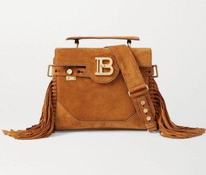 กระเป๋า $2,195 (65,981บาท) จาก Balmain