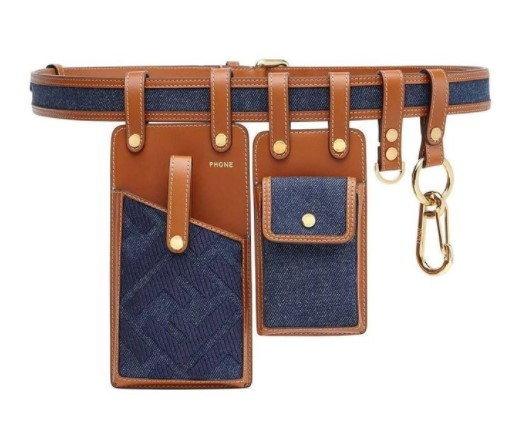 กระเป๋า $1,690 (50,801 บาท) จาก Fendi