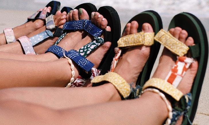 """""""Buffollow"""" รองเท้าสตรีทสไตล์เท่ๆ แฝงสีสันแห่งความสนุก แบบฉบับคนรักษ์โลก"""