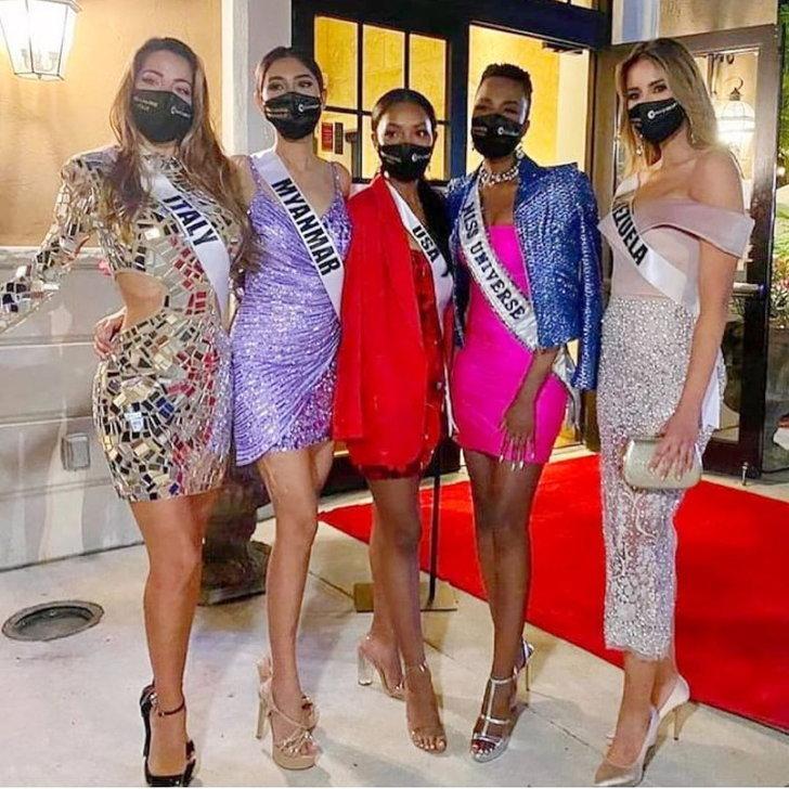 Miss Universe Myanmar 2020