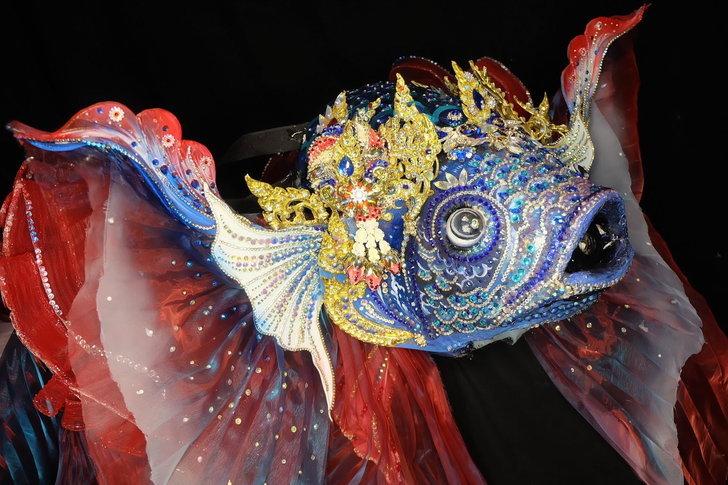 ชุดประจำชาติไทย Miss Universe 2020