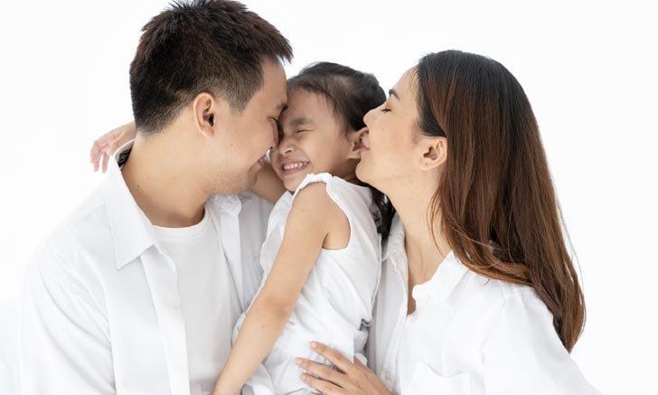 5 ข้อดีของการกอดลูกบ่อย เสริมพัฒนาการด้านอารมณ์ได้กว่าที่คิด