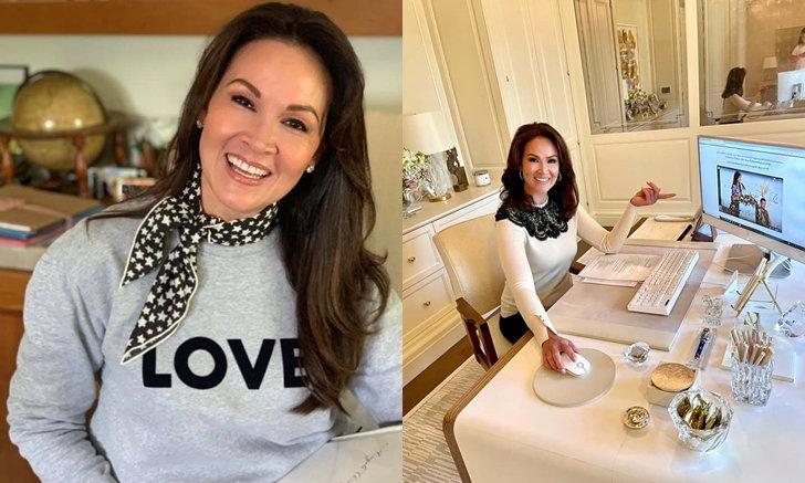 """""""ปุ๋ย ภรณ์ทิพย์"""" รุ่นพี่มง 2 โพสต์ให้กำลังใจผู้ประกวด Miss Universe 2020"""