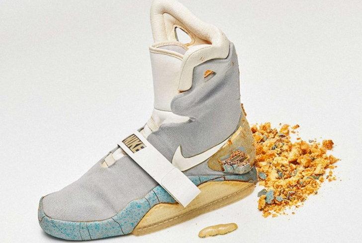 "Nike Air Mag ""Back to the Future II"" 1989"